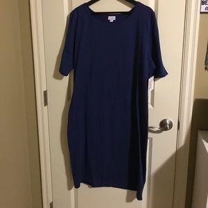 Royal Blue Julia Sheath Dress