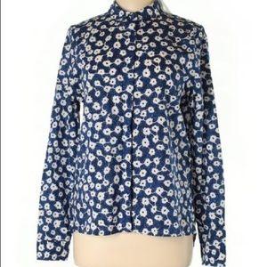 Kate Spade Saturday Floral Shirt
