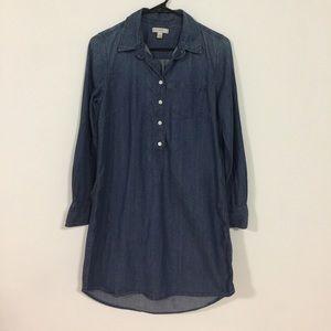 J.CREW. Women's Dress Jeans Midi Long Sleeve