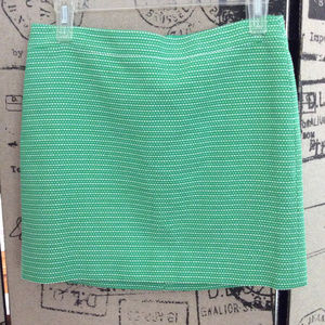 J. Crew Kelly Green Skirt Size 0