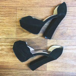 groovy platform heels ✌🏻