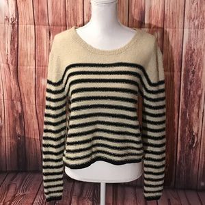 BP Nordstrom Striped Sweater Size Small