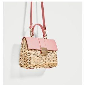 Zara purse BRAND NEW