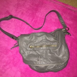 Handbags - Gray cross body