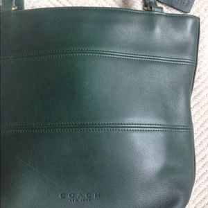 Coach Evergreen Sm Bucket Tote - Excellent cond.