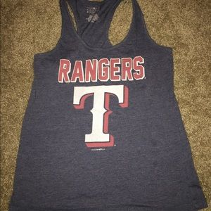 Texas Rangers tank