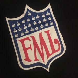 Reason Brand Shirts - REASON BRAND 'FML' T-Shirt' - NEW