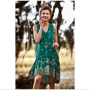 Maeve for Anthropologie Pippa Swing Dress   Size M