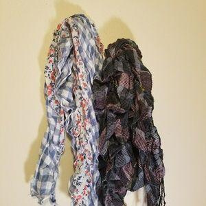 Maurcies scarf bundle