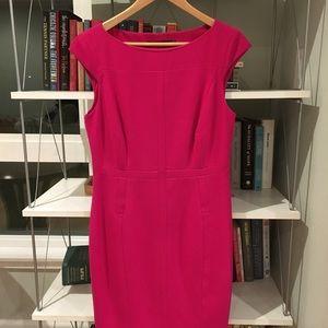 Karen Millen Magenta Dress