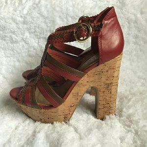 platform 🛍 sandals