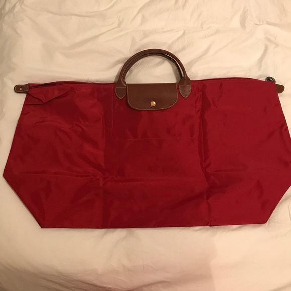 Longchamp X-Large Travel Bag Le Pliage be60ba9335fec