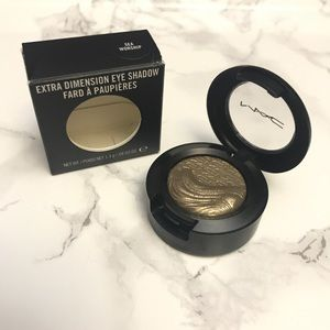 MAC extra dimension eye shadow 'sea worship'