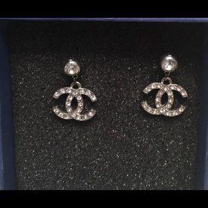 CC unique earrings