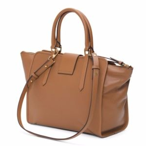 MARC BY MARC JACOBS Flipping Out Leather Tote
