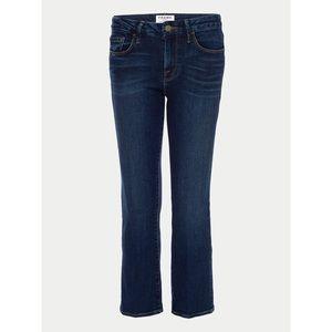 FRAME Le Crop Mini Boot Crop Jeans