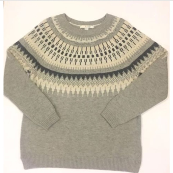 67% off Boden Sweaters - Boden Fair Isle Sweater Yoke Wool ...