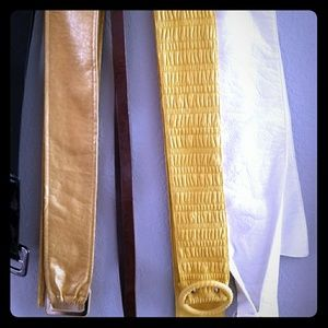 Accessories - Bundle of belts