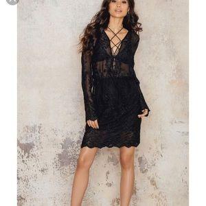 NA-KD dress!!