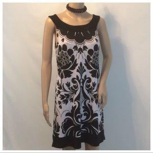 B DARLIN Floral Dress