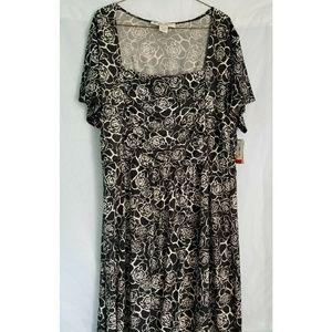 Studio West Apparel Full Length Maxi Dress 3x