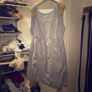 J.Crew Sleeveless Dress NWT 6