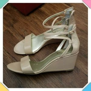 Patent Wedges, Size 12M. NWOT