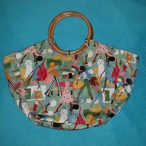Neiman Marcus Retro Handbag