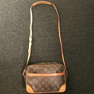 Louis Vuitton Trocadero Crossbody Bag