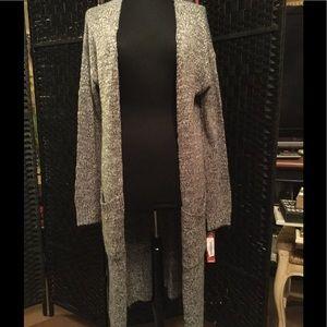 Long sweater Jacket