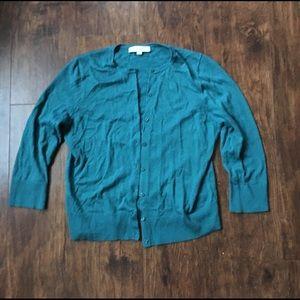 LOFT large cardigan