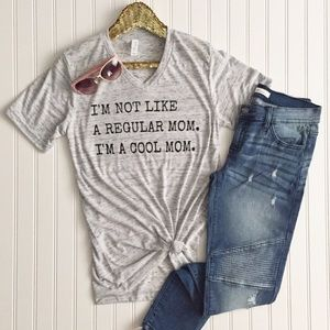I'm A Cool Mom Graphic Tee