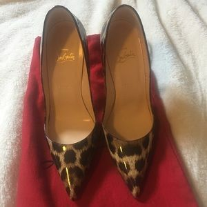 Louboutin So Kate Authentic Heels