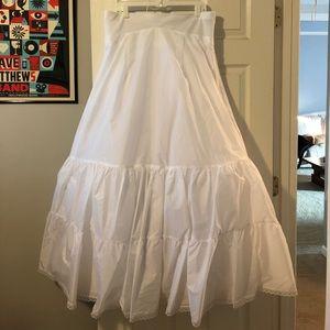 Dresses & Skirts - Under Skirt for Wedding Dress Sz 18