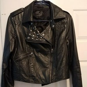 Zara TRF Leather Collection