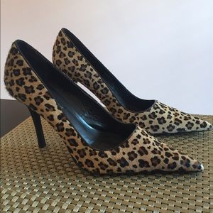 Aldo Animal Print Stilleto!