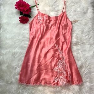 Victoria Secret Lace  Embellished Slip