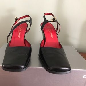 Shoes,Charles David, almost new