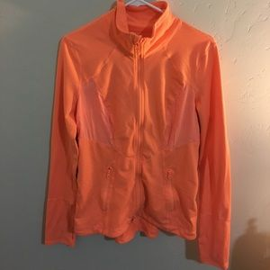 Zella zip-up jacket (size large)