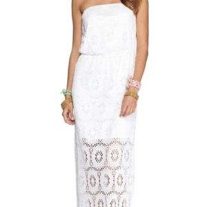 Lilly Pulitzer Crochet Emmett Dress