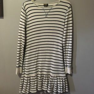 Polo Ralph Lauren Waffle Weave Thermal Dress