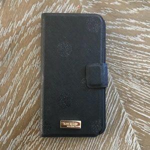 Kate Spade iPhone 6s Plus folio case