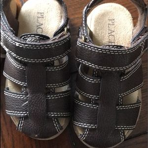 Children's place shoes and 2 free onesies