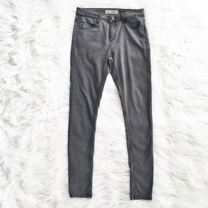 Topshop Moto Leigh mid rise skinny jeans