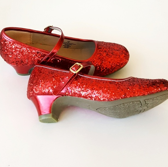 ad9e028a6629 Children s Place Other - RED SPARKLY SHOES DOROTHY WIZARD ...