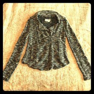 Anthropologie Knit jacket.