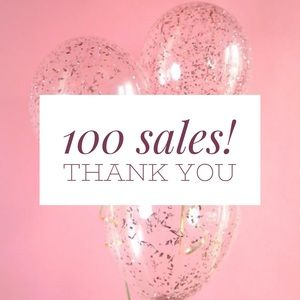 Other - 👑 Made my 100th sale! 👑