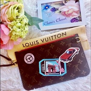 Neverfull Worl Tour Limited Edition Pouch