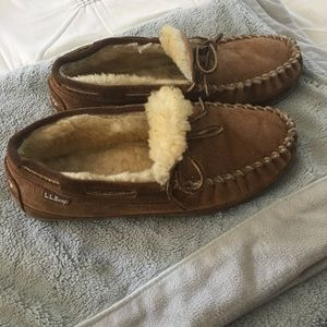 L.L. Bean Men's Slippers.