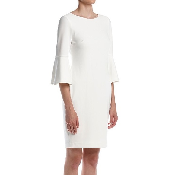 2eca090f Calvin Klein Dresses & Skirts - Calvin Klein Bell sleeve dress
